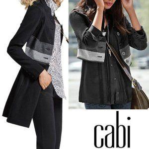 Cabi Convertible Jacket 3176 Large Black